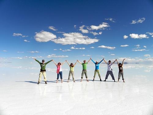 Out of this world experience at Salar de Uyuni, Bolivia