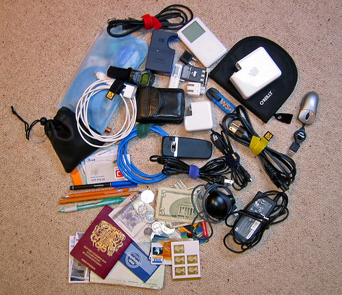 7 Essentials for the Digital Nomad