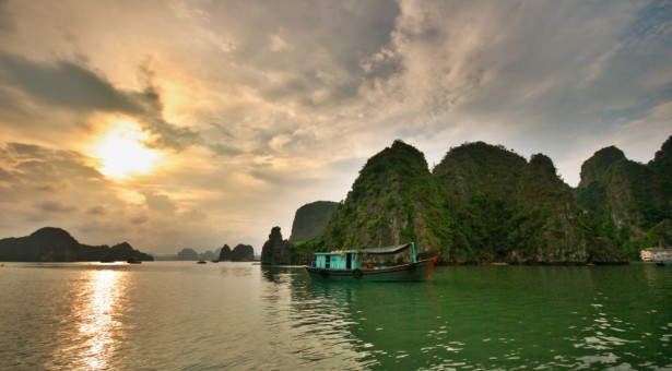 Ha Long Bay: Sailing through the Emerald Waters of Vietnam