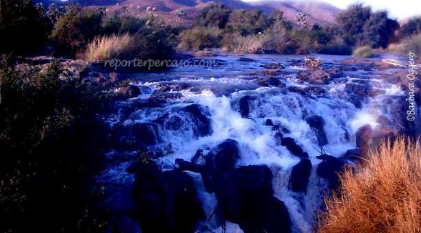 The Stunning Beauty of Epupa Falls in Namibia