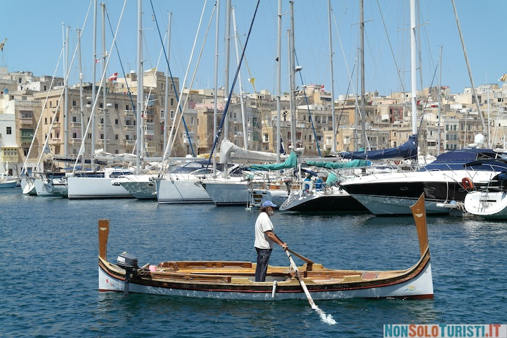 Malta – A Treasure Island in the Middle of the Mediterranean
