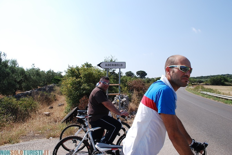 Putignano – Architecture and Mountain Bike in Apulia