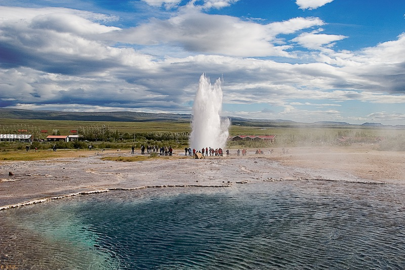 Geysers in Iceland – The Earth's Sulphurous Breath