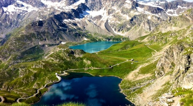Gran Paradiso National Park – Sheltering in the Italian Alps