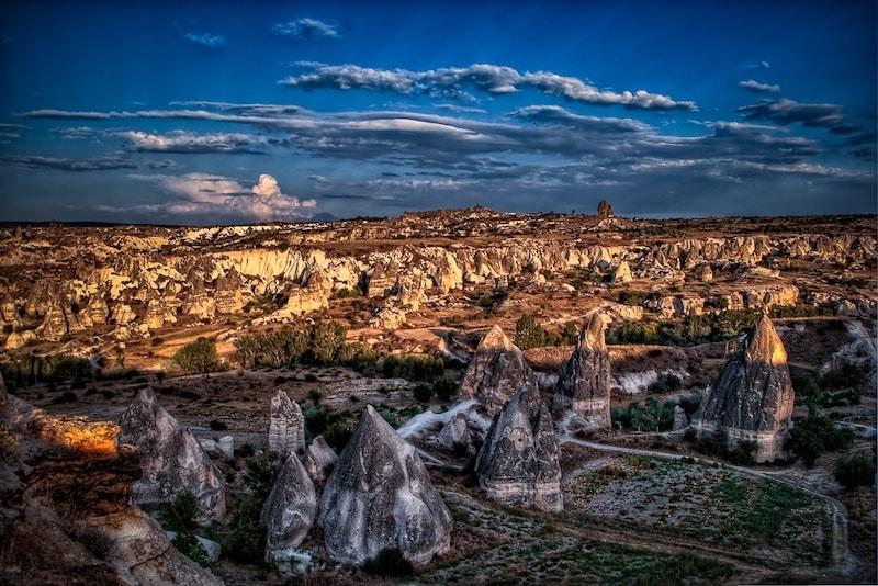 Cappadocia – Turkey's Fabolous Rocky Desert