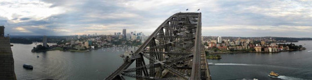 Harbour Bridge – Climbing Over Sydney's Rooftop