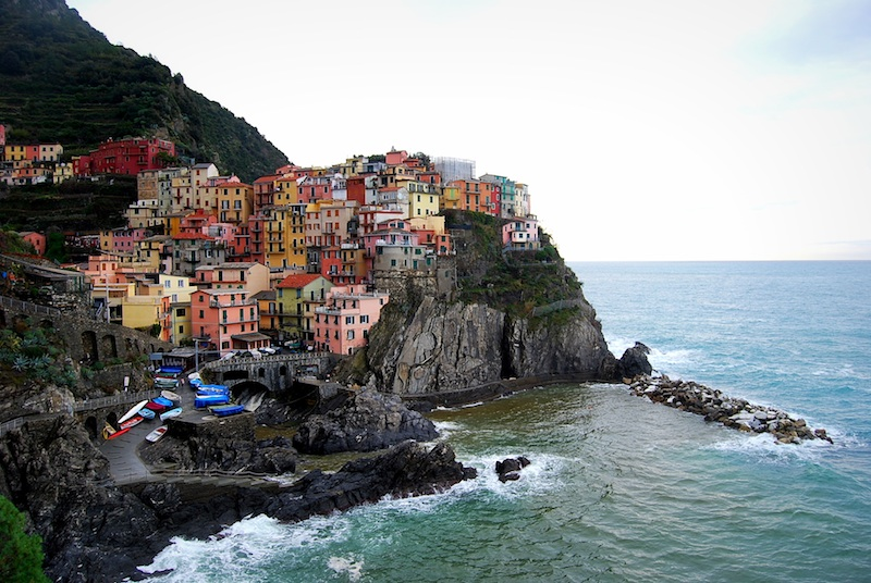 Trekking in Cinque Terre – A Video from Italian Region Liguria