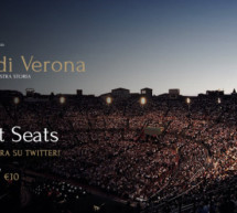 Arena di Verona – A Special Offer for Twitter Users and Music Lovers