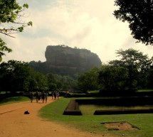Sri Lanka – The Beautiful Rock Fortress of Sigiriya