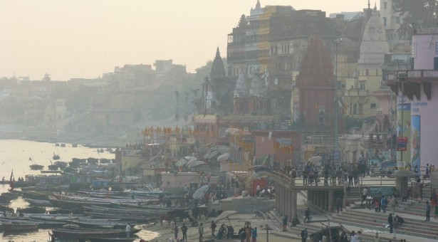 Varanasi – On the Roofs and in the Alleys of India's Most Sacred Town
