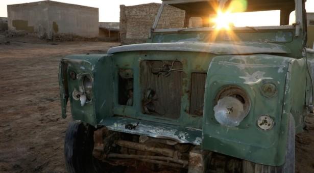 Al Jazirat Al Hamra – A Ghost City in the Arabian Peninsula