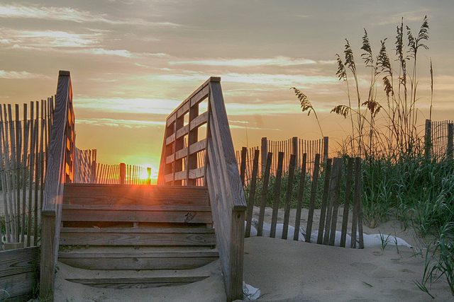 Outer Banks – Where Land Challanges the Ocean