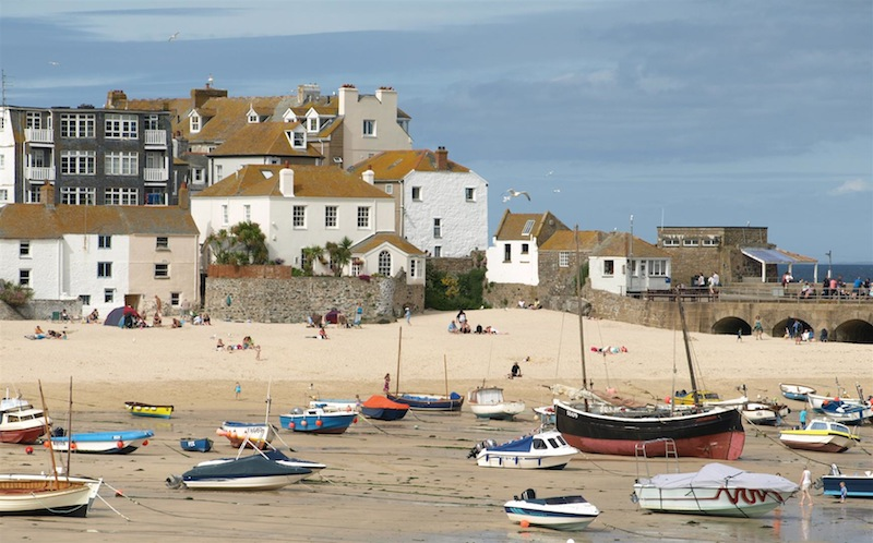 Saint Ives – A Winter Escape to the Edge of England